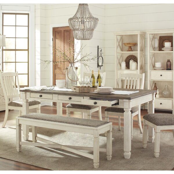 Ramsgate 6 Piece Dining Set by Three Posts