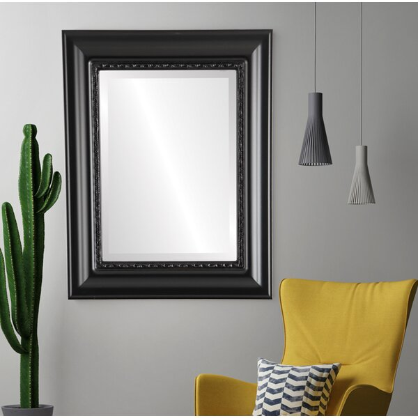 Winchelsea Framed Rectangle Accent Mirror by Charlton Home
