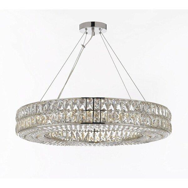 Hubbert Ring 16-Light Chandelier by Orren Ellis