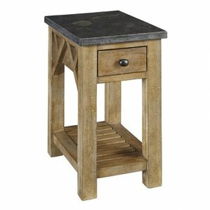Loon Peak Araminta Chairside Table