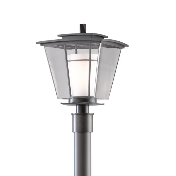 Beacon Hall Outdoor 1-Light Lantern Head by Hubbardton Forge