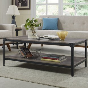 Storage Coffee Tables You\'ll Love | Wayfair
