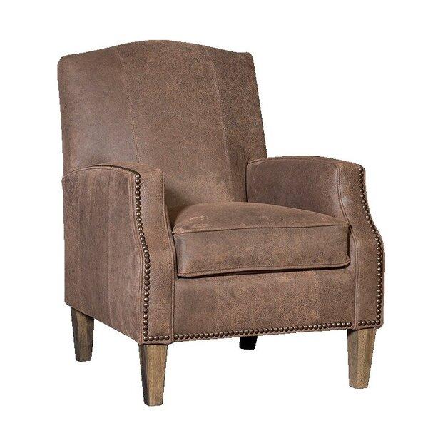 Cuccia Club Chair by Darby Home Co