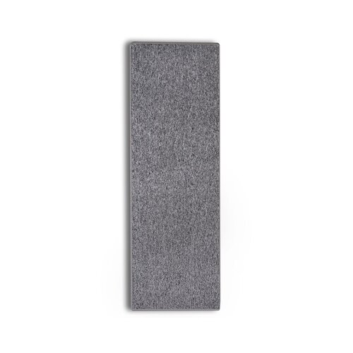 Alyshia Tufted Grey Rug Latitude Run Rug Size: Runner 66 x 2000cm