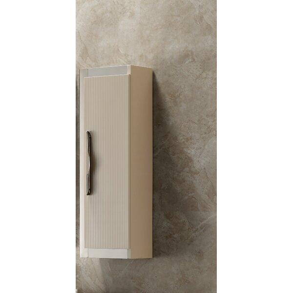 Saumur 10 W x 31 H Wall Mounted Cabinet