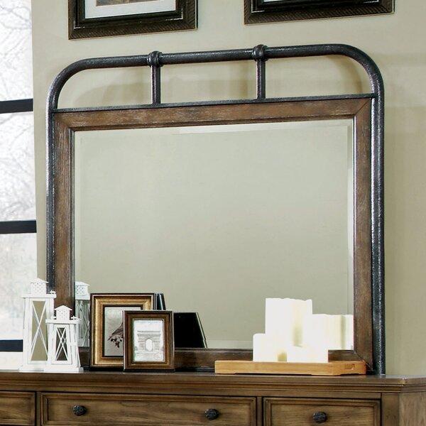 Kai Rectangular Dresser Mirror by 17 Stories