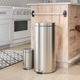 Extra Large Kitchen Trash Can | Wayfair