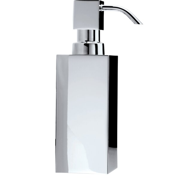 Soares Table Liquid Soap & Lotion Dispenser by Orren Ellis