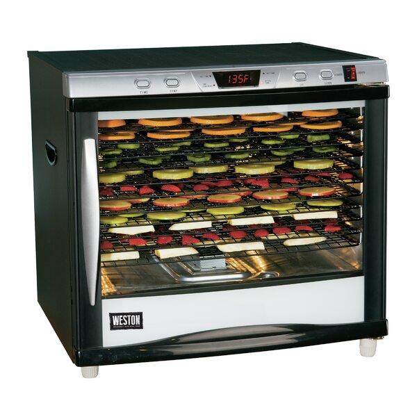 12 Tray Pro 1200-Digital Dehydrator by Weston