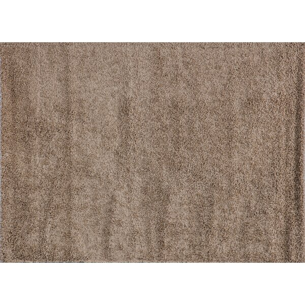Bouton Beige Area Rug by Perla Furniture by Winston Porter