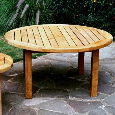 Canterbury Teak Coffee Table by Three Birds Casual
