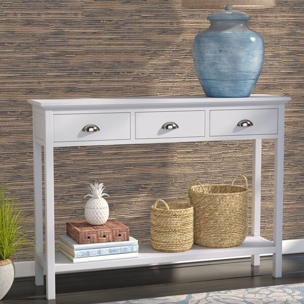 Fleming Console Table by Beachcrest Home