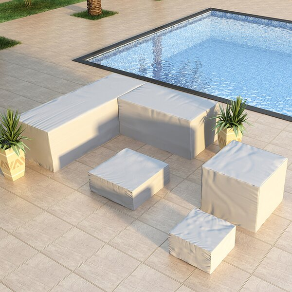 8 Piece Sectional Cover Set by Harmonia Living