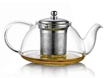 Teaology 24 oz. Borosilicate Infusion Teapot by Vandue Corporation