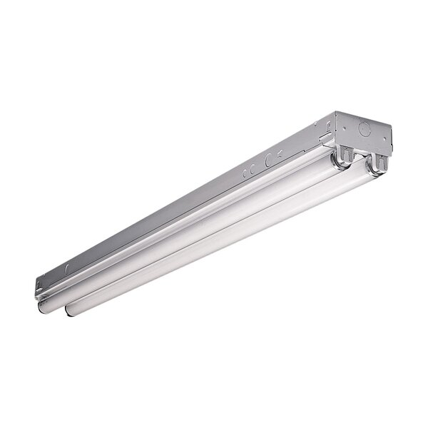 4 Two Lamp Standard Strip T12 / 40 by Cooper Lighting