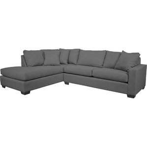 Pritchett 116  Left-Facing Sectional  sc 1 st  Joss u0026 Main : chaise sectionals - Sectionals, Sofas & Couches