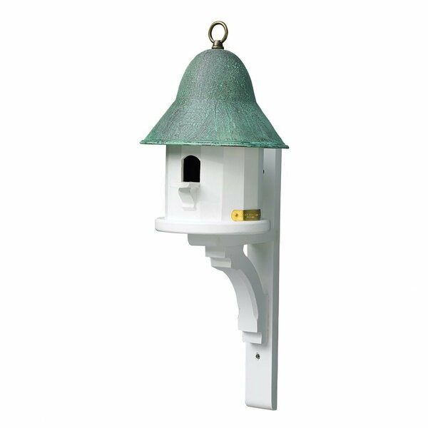 Lazy Hill Farm Birdhouse Bracket by Good Direction