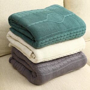 Winterstown Combed Cotton Throw