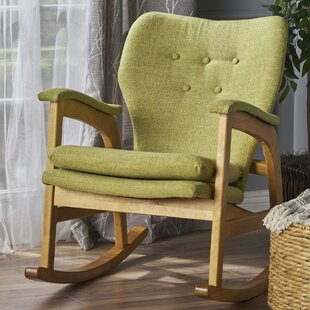 Upholstered Rocking Chairs Youu0027ll Love | Wayfair