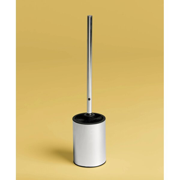 Erbe Free Standing Toilet Brush and Holder by RebrilliantErbe Free Standing Toilet Brush and Holder by Rebrilliant