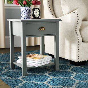 Price comparison Salley End Table ByCharlton Home