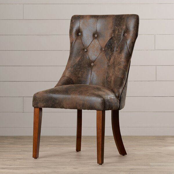 Fresh Derwent Upholstered Dining Chair (Set Of 2) By Three Posts Great Reviews