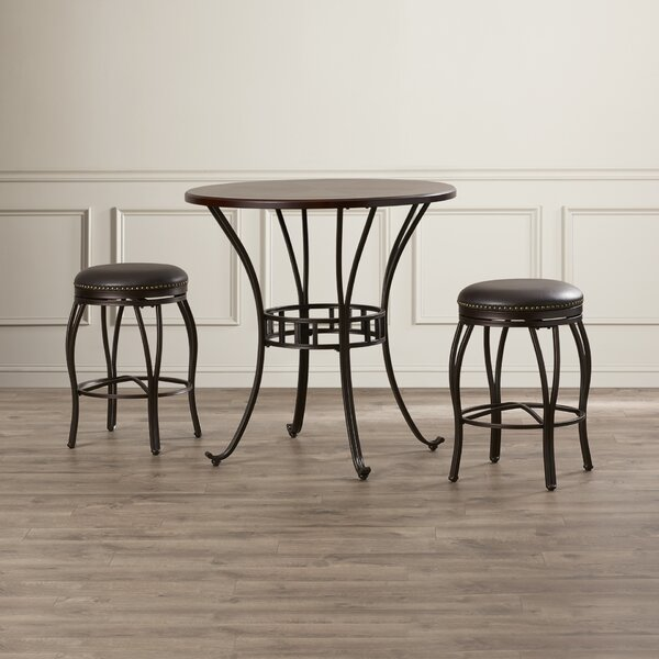 Orleans Pub Table Set by Red Barrel Studio