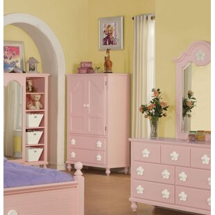 Eslick Armoire by Harriet Bee