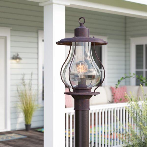 Carina Outdoor 1-Light Lantern Head by Beachcrest Home