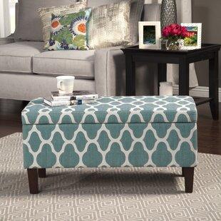 Clare Tokatli Upholstered Storage Bench by Latitude Run
