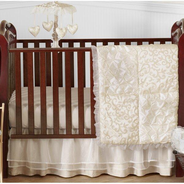 Victoria 4 Piece Crib Bedding Set by Sweet Jojo Designs
