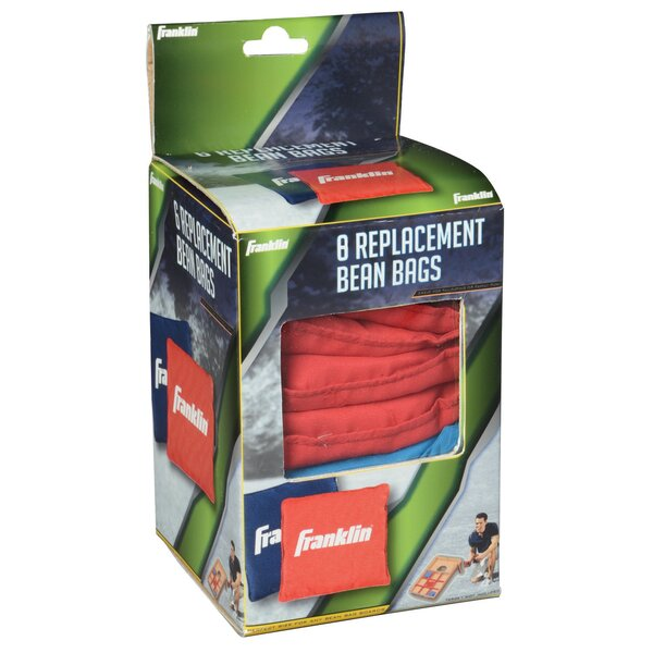 8 Piece Replacement Bean Bag by Franklin Sports
