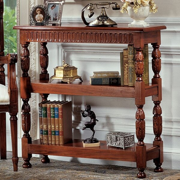 Etagere Bookcase by Design Toscano