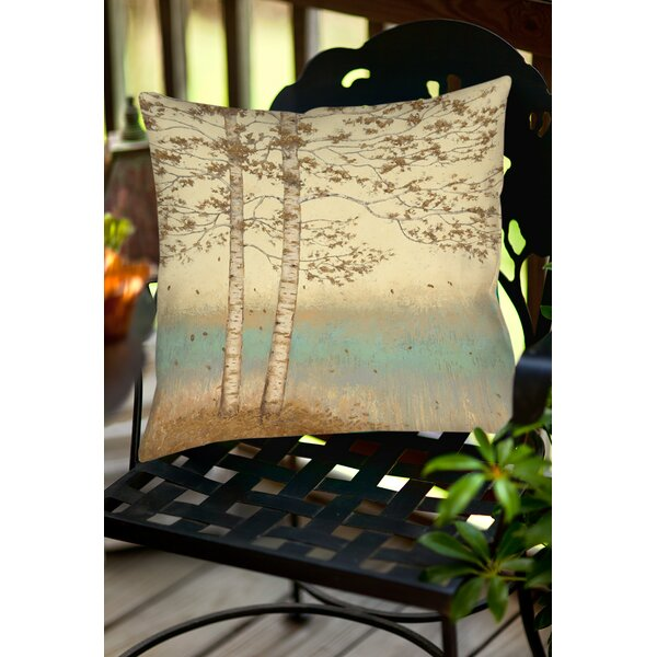 Addis Indoor/Outdoor Throw Pillow by Loon Peak
