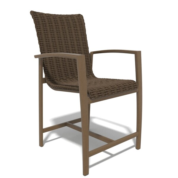 Soho Woven Stationary Patio Dining Chair by Winston