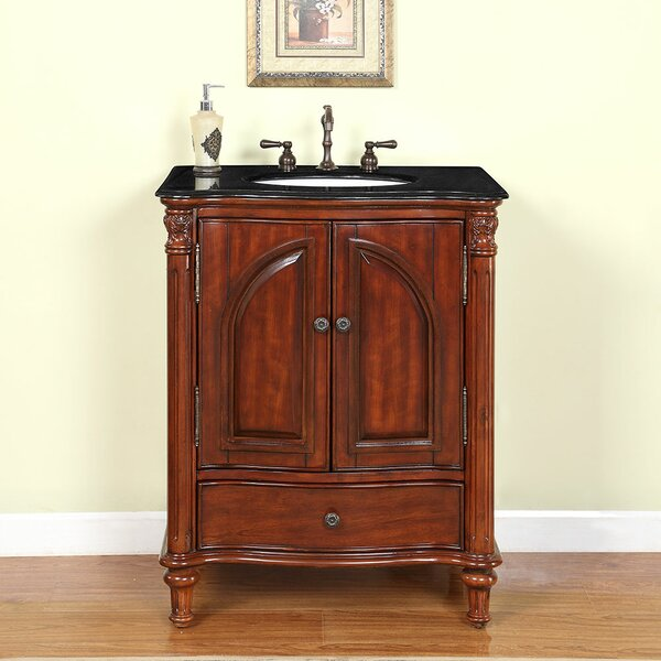 Turquoise 30 Single Bathroom Vanity Set by Astoria Grand