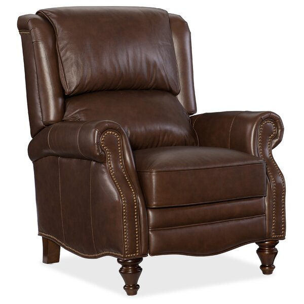Clark Manual Recliner by Hooker Furniture