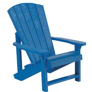 Find the perfect Alanna Adirondack Kids Chair ByBeachcrest Home