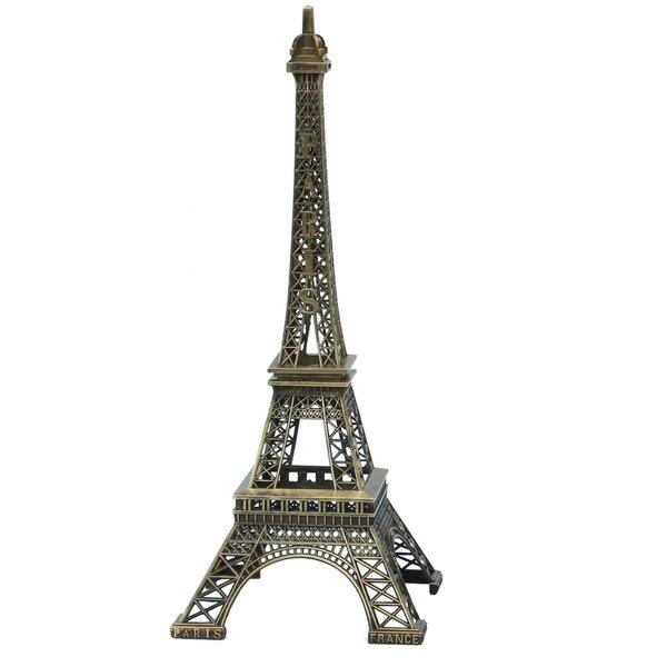 Desk Accessory and Office Decor Eiffel Tower French resin souvenir Resin Eiffel Tower Statue Vintage Paris Souvenir