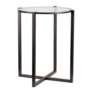 Compare Agan End Table ByWrought Studio