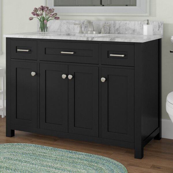 Costin 48 Single Bathroom Vanity Set by Red Barrel Studio