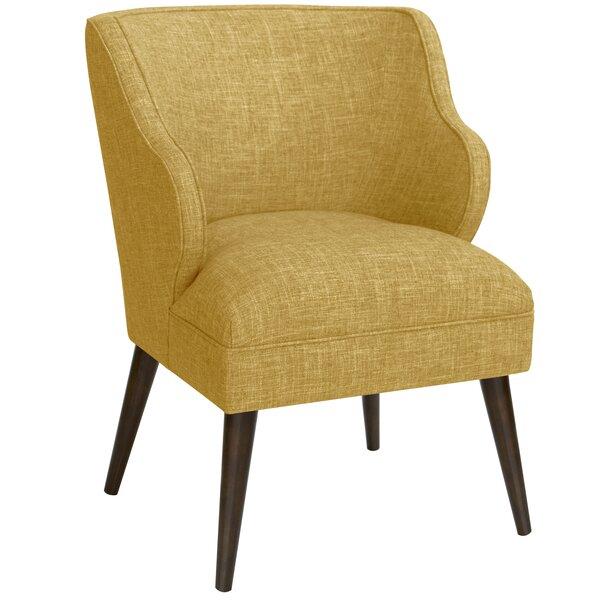 Clyda Barrel Chair by Ivy Bronx Ivy Bronx