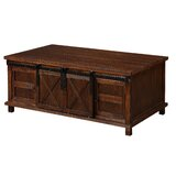 Tanna Coffee Table with Storage by Gracie Oaks