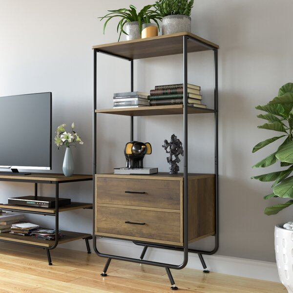 Southworth 2 Drawer Accent Cabinet