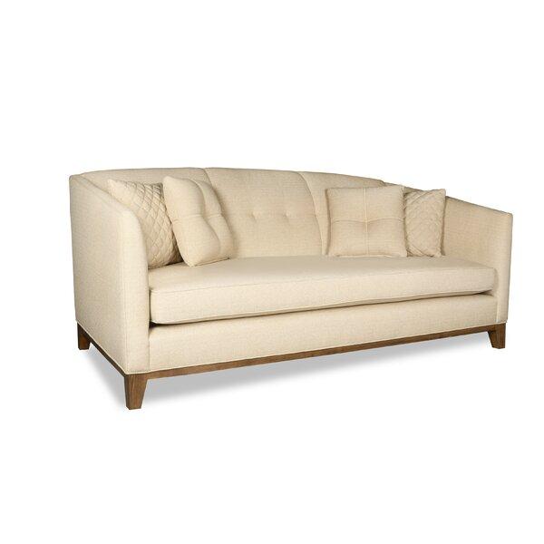Tobey Plush Deep Sofa by Latitude Run