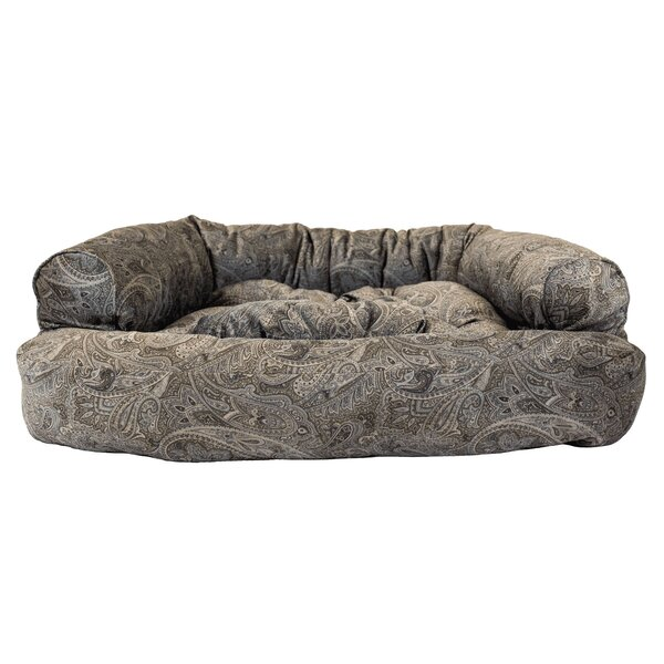 Show Dog Premium Overstuffed Bolster Dog Bed by Snoozer Pet Products