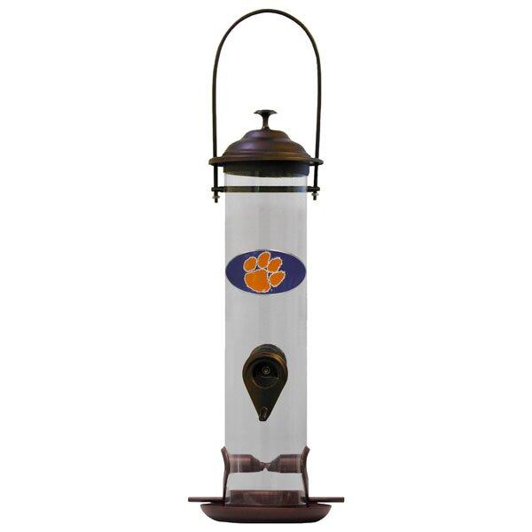 NCAA Bird Feeder by Siskiyou Gifts