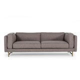Palco 86.2 Tuxedo Arm Sofa by Latitude Run