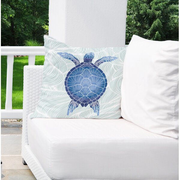 Palmdale Cotton Indoor/Outdoor Euro Pillow