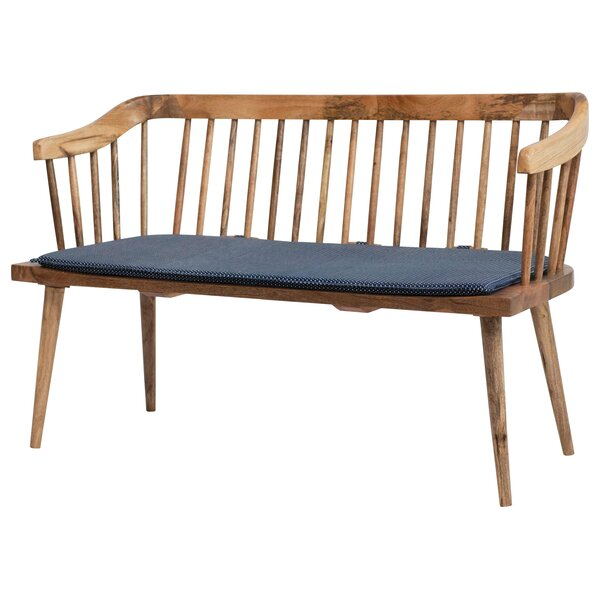Voelker Wood Bench by Foundry Select Foundry Select